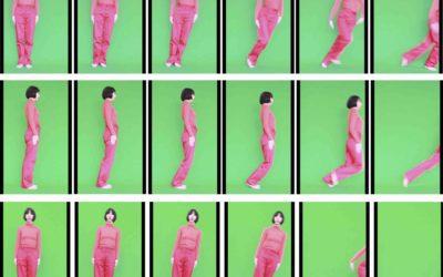 Wang Yuyu – Falling Practice